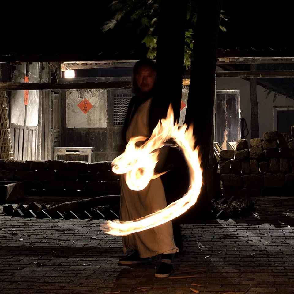 dragon master china intro